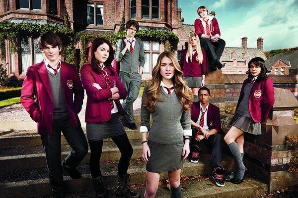 House of Anubis (TV Series 2011–2013)