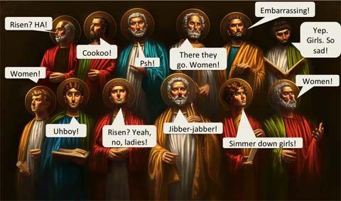 """""""The Women in Luke's Gospel - Pt. 3"""" by Kenny Burchard"""