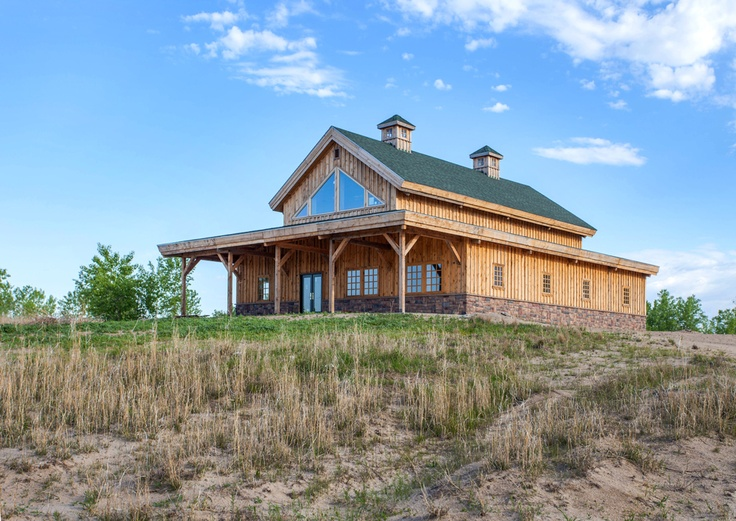 17 best images about barn homes on pinterest house plans for Traditional barn kits
