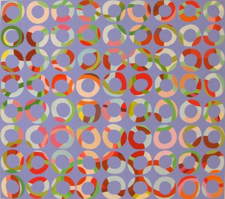 Carole Freysz Gutierrez, 'Layers 27', 2011