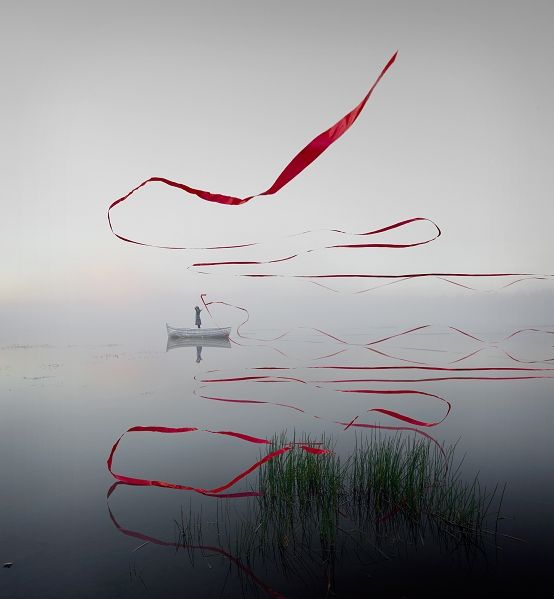 Photo Le ruban - Alastair Magnaldo - YellowKorner