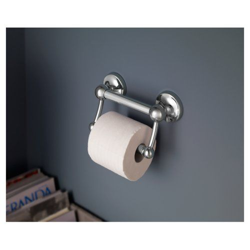 Delta Traditional Toilet Paper Holder with Assist Bar - Toilet Paper Holders at Hayneedle