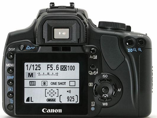Understanding your Canon Digital Rebel XTi