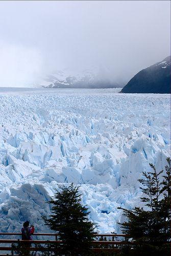 Glacier Perito Moreno - El Calafate - Patagonia by Luis Alejandro Bernal Romero