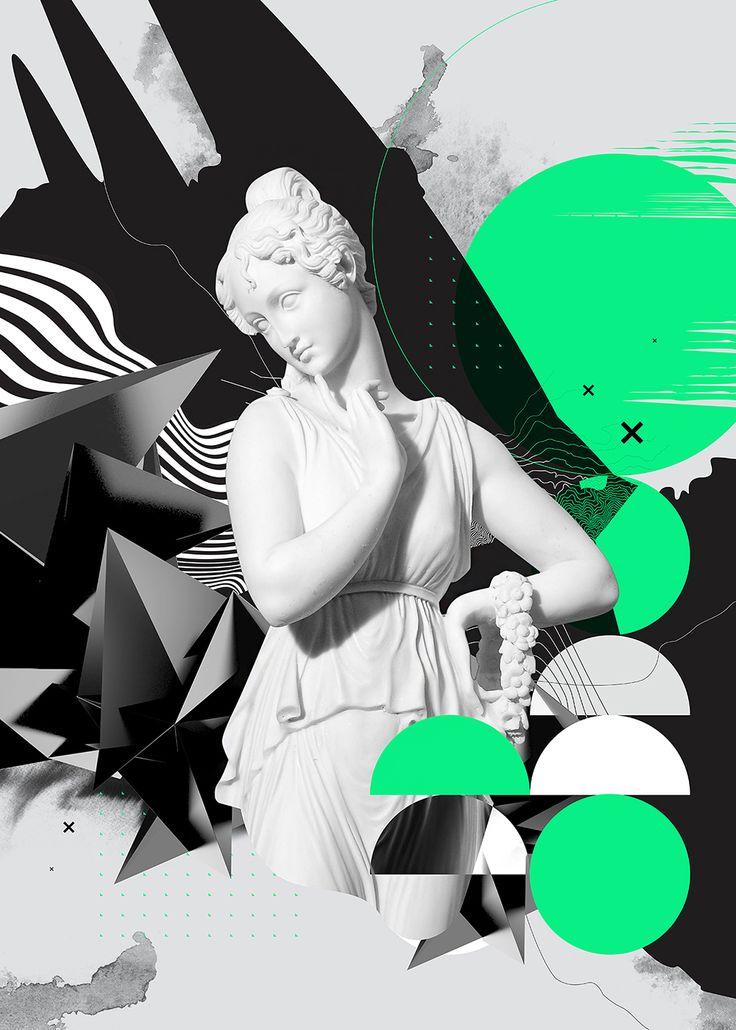 Ознакомьтесь с этим проектом @Behance: «Greenada Posters» https://www.behance.net/gallery/36467217/Greenada-Posters