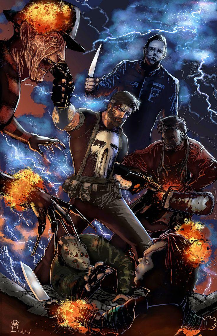 Punisher: Descent into Darkness by SparkOut1911.deviantart.com on @deviantART