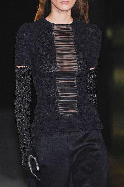 Alexander Wang at New York Fashion Week Fall 2012 - Livingly