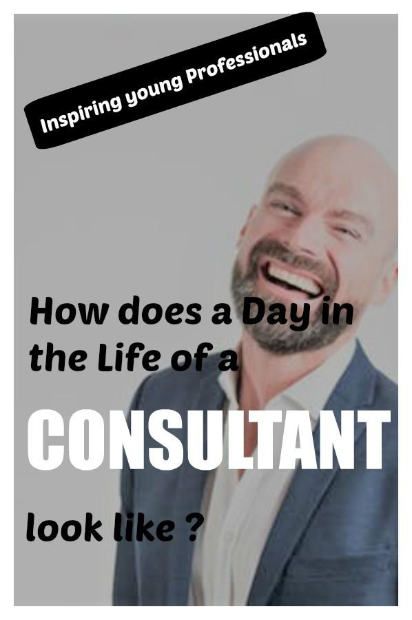 Find out how a day in the Life of a Consultant looks like? #Career