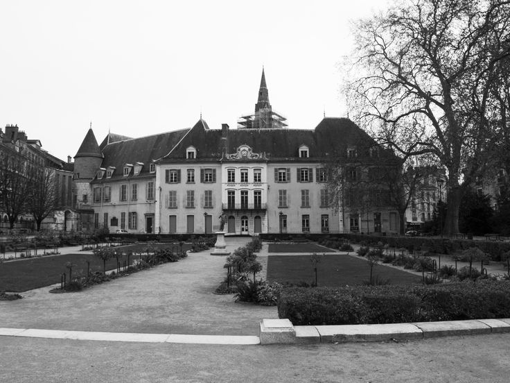 Jardin de ville aniela dzikowska 2014 cartes postales grenoble pinterest jardin de - Grillage jardin maison grenoble ...
