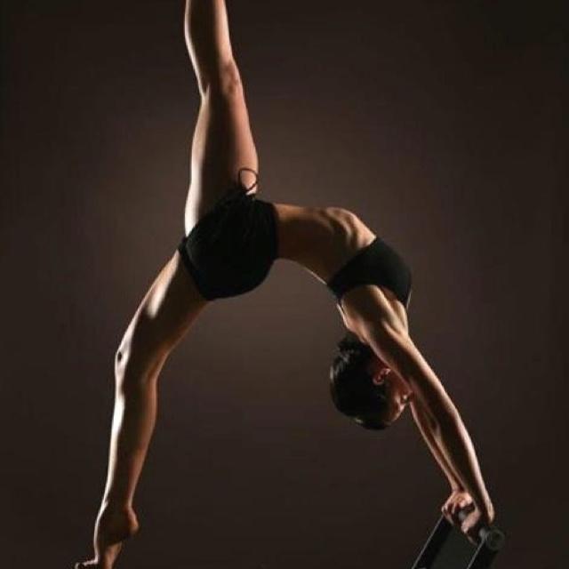 156 Best Images About Pilates On Pinterest