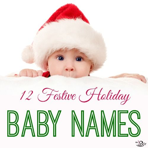 25+ best ideas about Christmas baby names on Pinterest | Names of ...