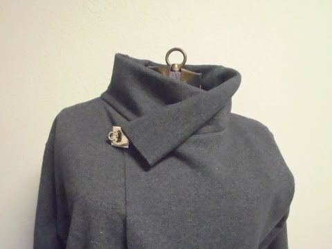 Londa Rohlfing Shows How To Create Sweatshirt Jackets on It's Sew Easy (503-2) - YouTube