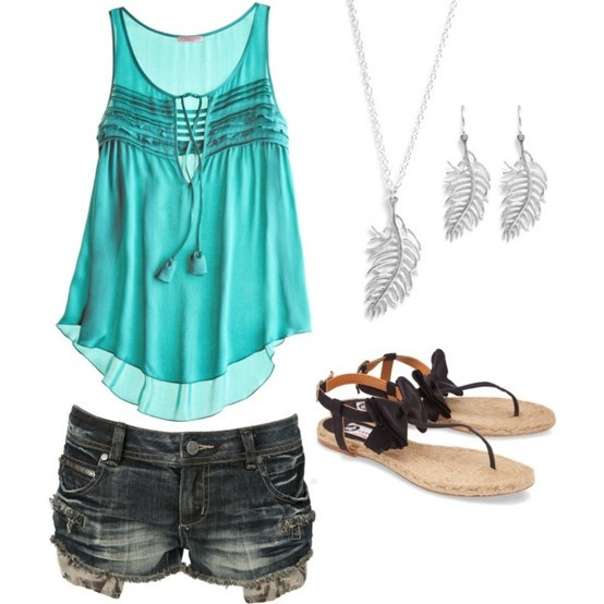Summer! yesss: Short, Fashion, Style, Color, Dream Closet, Summer Outfits, Summer Clothes, Shirt