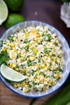 Mexican Street Corn Salad   The perfect side dish for your Cinco de Mayo Fiesta