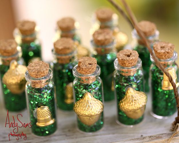 Followed by a sprinkle of some fairy dust. peter pan party ideas im going to do this.....