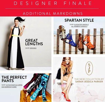 #Nordstrom Designer Collection Sale: Save up to 60% on designer apparel, shoes, handbags and more.