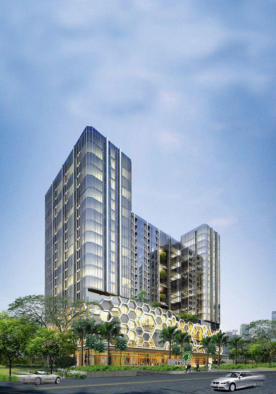 The Hive @ Tamansari merupakan proyek PT.Wika Realty. Produk ini merupakan salah satu produk terbaik, dan menjadi salah satu hot property di Jakarta ini dibuktikan dalam waktu singkat sudah terjual hampir 50%.