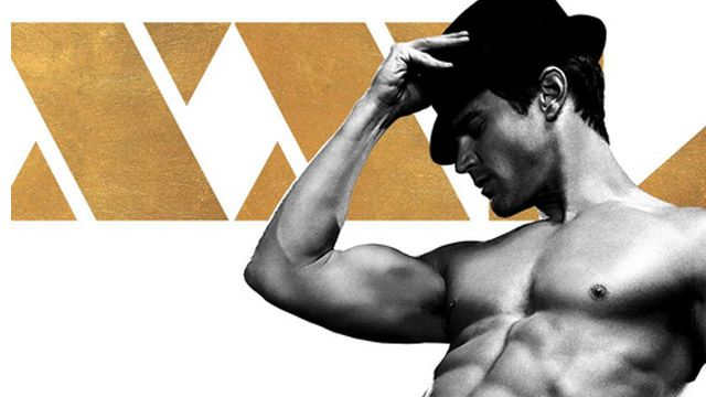 Matt Bomer's 'Magic Mike XXL' Poster Is Too Hot to Handle