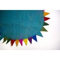 Rainbows & Clover - Felt Mat