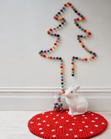 26 creative Christmas trees for small spaces