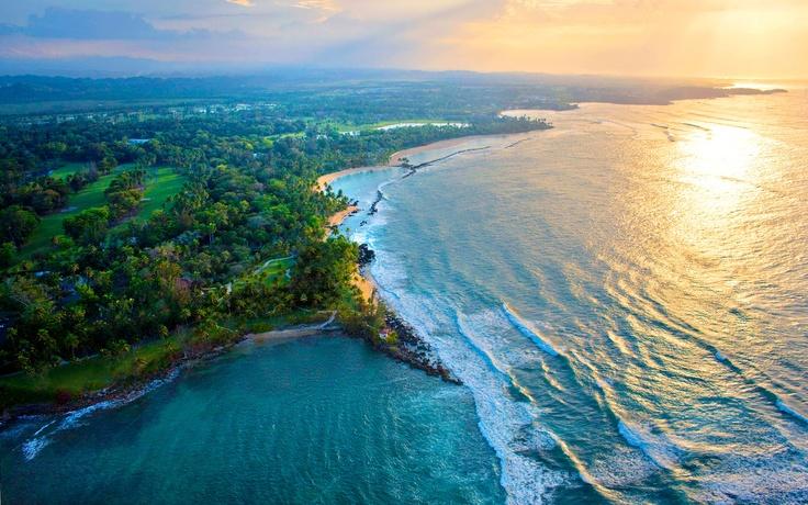 Dorado Beach, Puerto Rico ♥