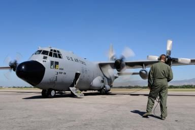 Air Force Load Master Job Description
