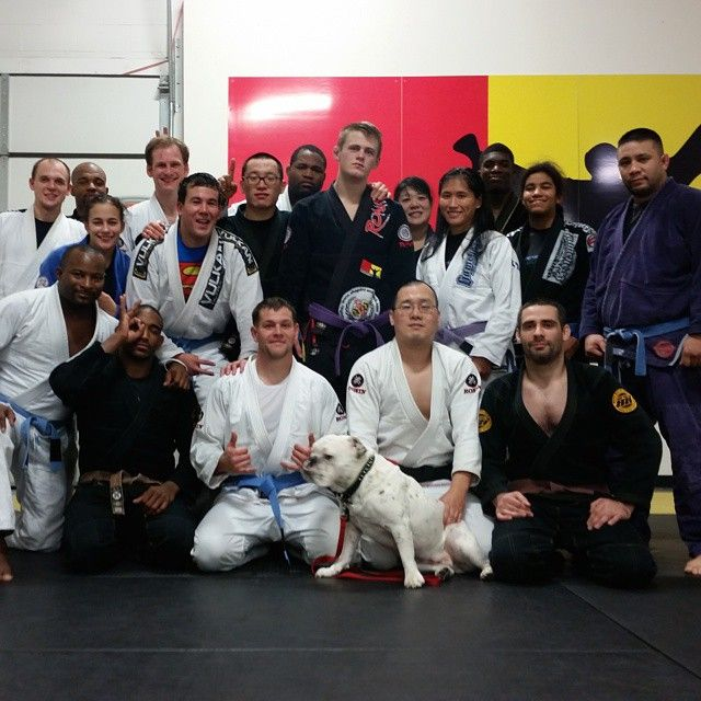 Joe Killo, one of Crazy 88's first 10 students, promoted to #bjj Blue