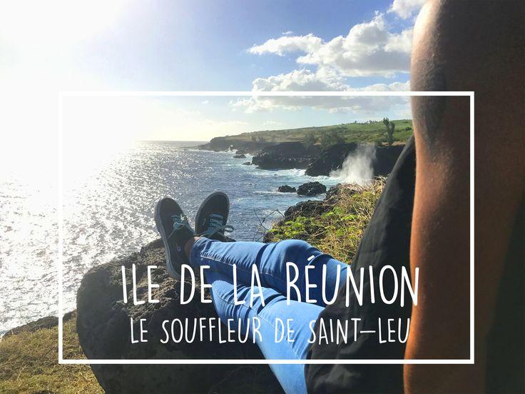 [Île de la #Réunion] Une  pause s'impose au #Souffleur de #Saint-Leu