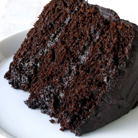 Your search for the ultimate chocolate cake recipe ends here. The Most Amazing Chocolate Cake is here. Moist, chocolatey perfection.