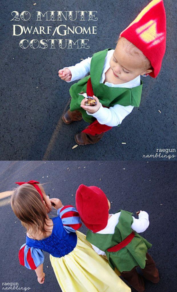 20 minute gnome or dwarf costume tutorial by raegun ramblings.