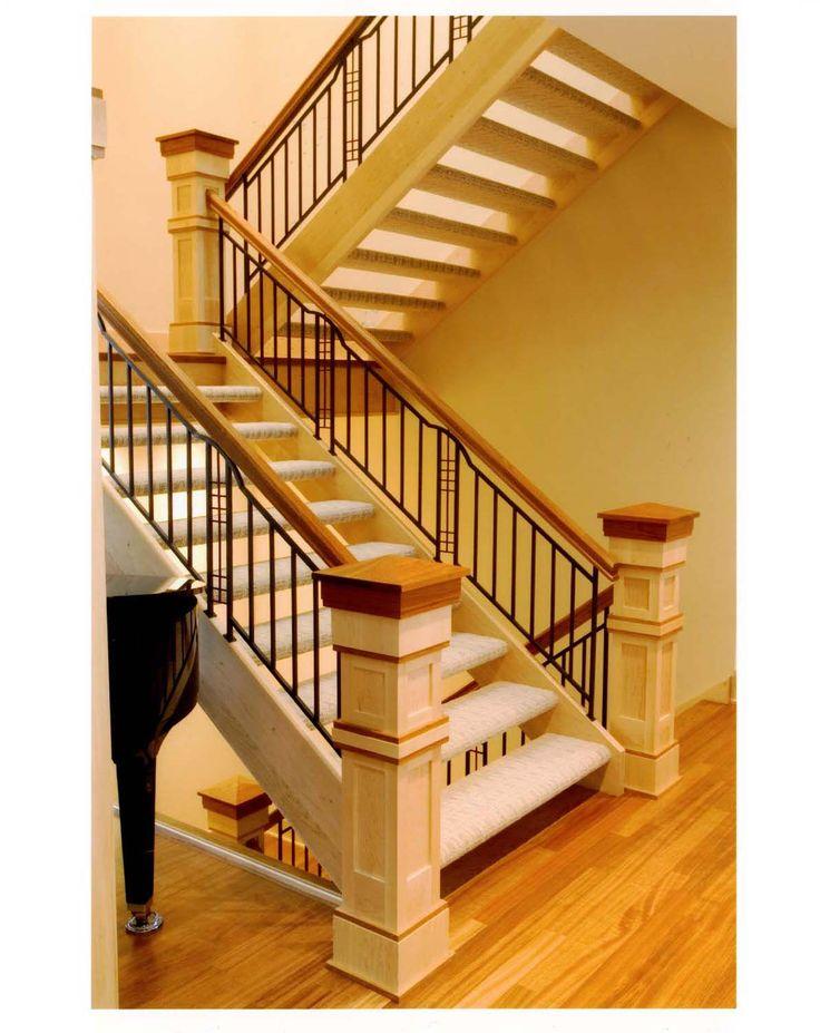 Craftsman style home by Madison, WI residential designer Udvari-Solner Design Company.