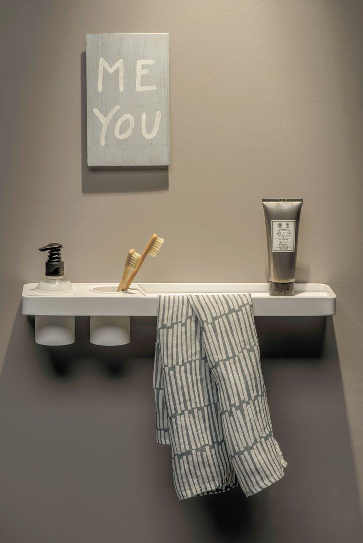 BRUNT Handtuchhalter By EVER Life Design Design Monica Graff