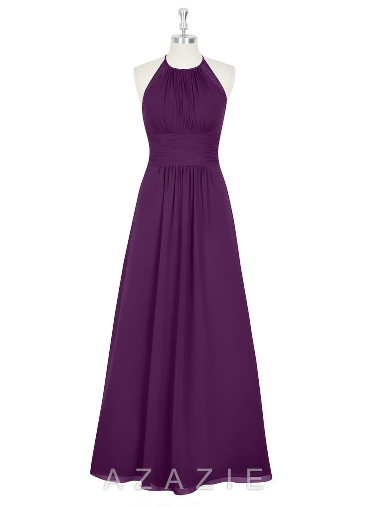 Shop Azazie Bridesmaid Dress - Regina in Chiffon. Find the perfect made-to-order bridesmaid dresses for your bridal party in your favorite color, style and fabric at Azazie.