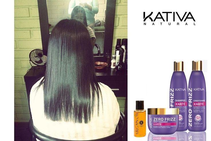 Θεϊκά μαλλιά με τις σειρές περιποίησης Kativa Natural. Kativa Zero Frizz Το Kativa Zero Frizz με Shea Butter είναι ένα εξαιρετικό προϊόν για το φριζάρισμα κάθε τύπου μαλλιών ανεξάρτητα αν είναι ίσια ή σγουρά. Μέσα σε πολύ σύντομο χρονικό διάστημα θα πείτε αντίο για πάντα στο φριζάρισμα.Περιέχει αντιοξειδωτικά, όπως η βιταμίνη Ε , η οποία σε συνδυασμό με τη βιταμίνη Α, D, Ε και F βοηθά στην προστασία των μαλλιών από την ακτινοβολία, βοηθά στην ανάπλαση και αποκατάσταση της κατεστραμμένης…