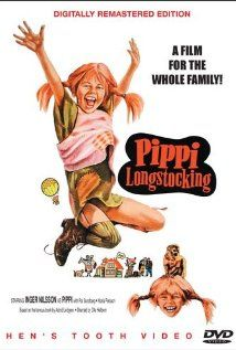 Pippi Longstocking, a super-strong redheaded little girl, moves into her father's cottage Villa Villekulla, and has adventures with her next-door neighbors Tommy and Annika in this compilation film of the classic Swedish TV series. Original films were English  Dubbed.
