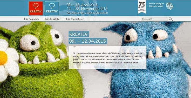 Perlen Harmony Oase: KREATIV Messe Stuttgart 09. – 12.04.2015