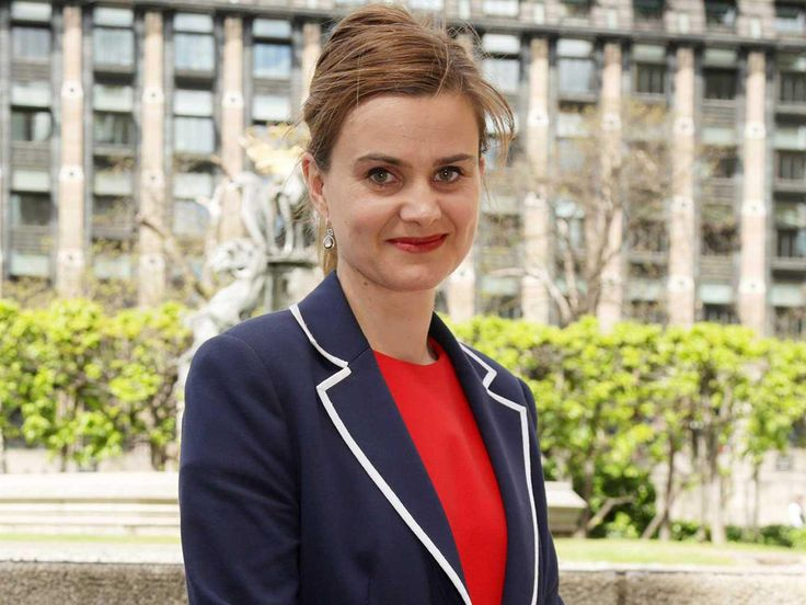 """Brendan Cox, husband of murdered MP Jo Cox, tribute to his wife """"She would have…"""