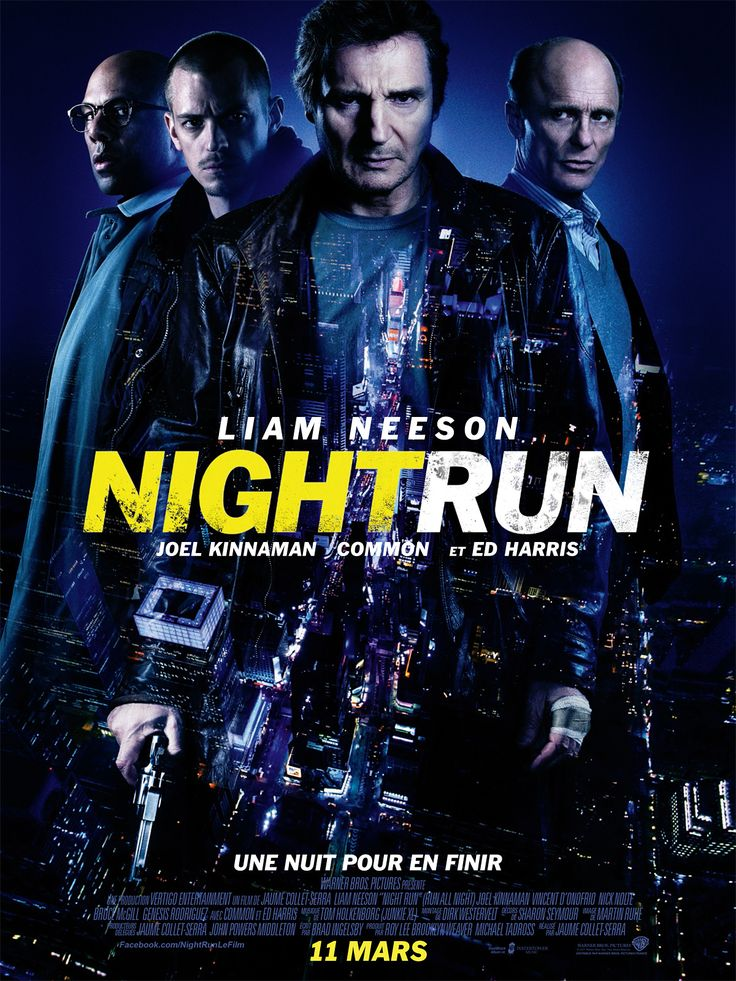 Night run  _ Jaume Collet serra _ 2015 _ usa