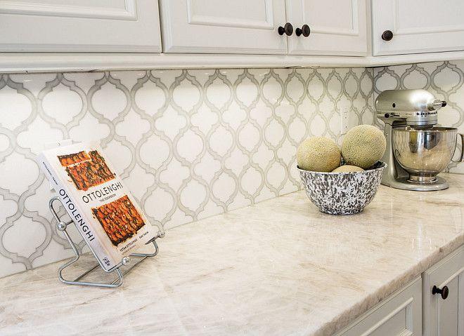 Kitchen Backsplash Large Tiles