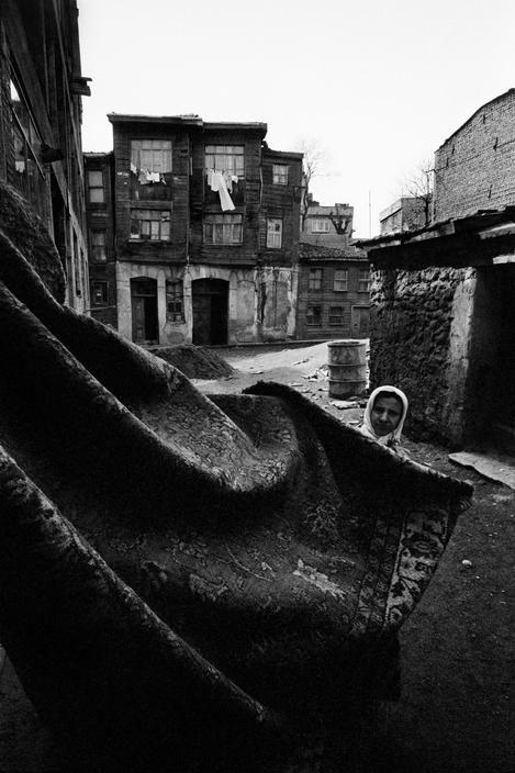 Ara Guler, Turkey 1959