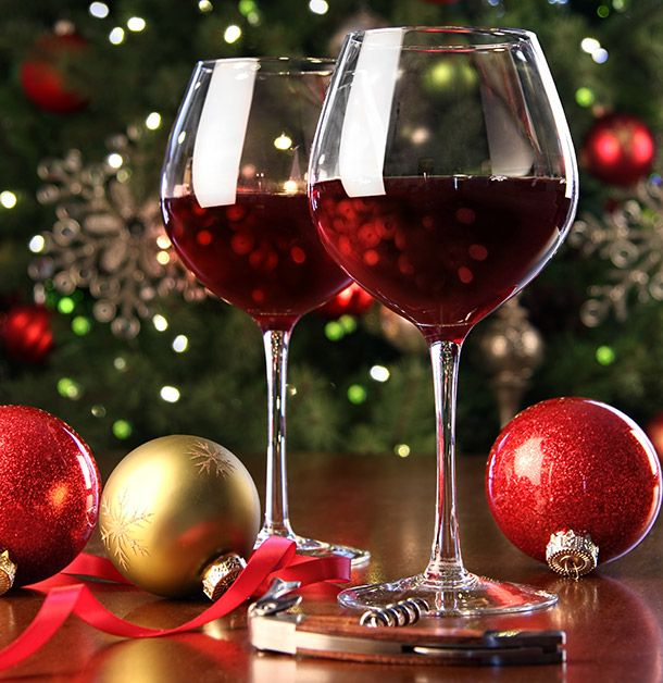 Our holiday wine picks: What to drink with ham, lamb, prime rib, crab, or a Christmas goose.