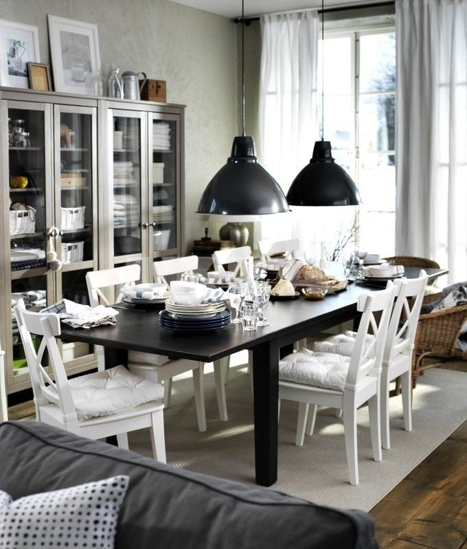 IKEA 2014   dining room. 36 best Comedores images on Pinterest