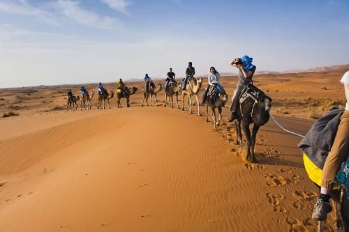 Take a trip out #EssaouiraDayTourFromMarrakech and spend the day exploring the Sahara Desert, Atlas Mountains and Berber Villages.