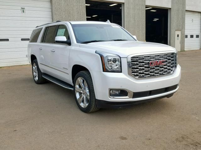Salvage 2019 Gmc Yukon For Sale In New Jersey Auctioncars