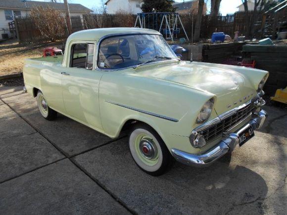 '62 Holden EK Utility