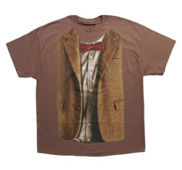 Doctor Who Matt Smith 11th Doctor Costume T-Shirt #doctorwho #davidtennant #10thdoctor