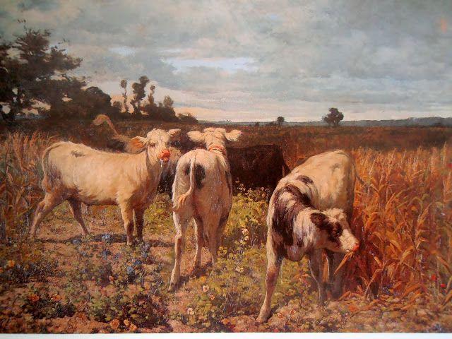 Alenquerensis: José Malhoa - (1855 - 1933)