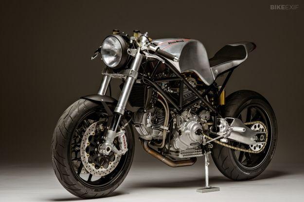 Ducati 900SS custom by Atom Bomb.