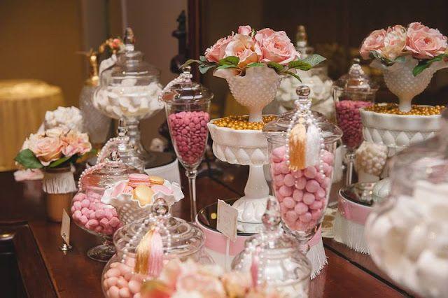 Dessert Tablescape