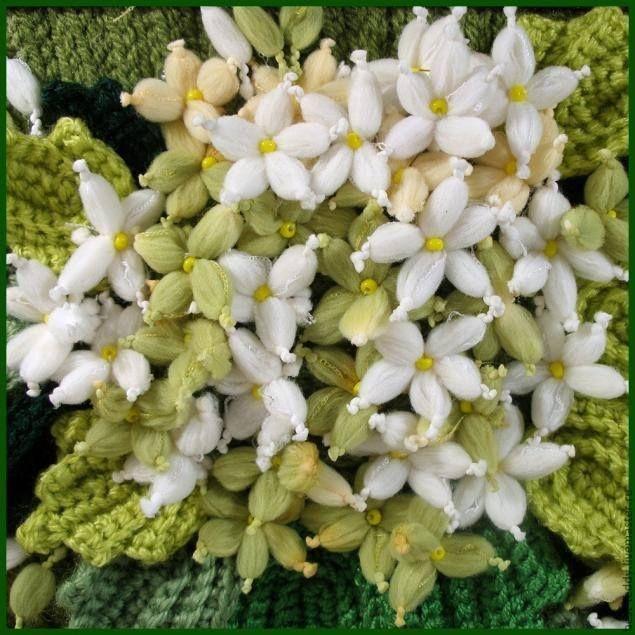 Flores de Pompom | MEU MUNDO CRAFT